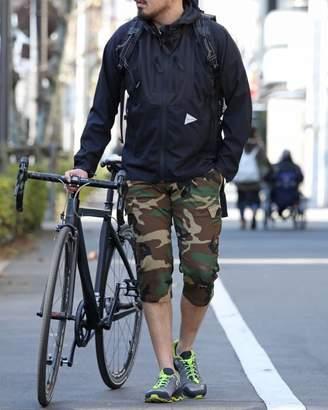 Rin Project (リン プロジェクト) - リンプロジェクト ウッドランドカモストレッチサイクルショートパンツ【TOKYO WHEELS別注】