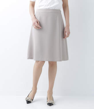 NEWYORKER women's 【ウォッシャブル】プルエラ フレアスカート