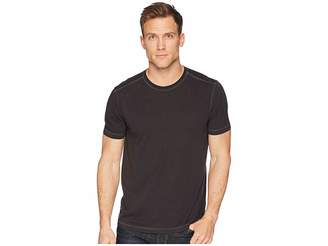 Agave Denim Bishop Rock Short Sleeve Crew Neck Men's Short Sleeve Pullover