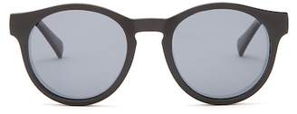 Cole Haan Schoolboy 50mm Round Sunglasses