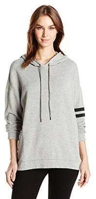 Velvet by Graham & Spencer Women's Athleisure Hoodie Sweatshirt