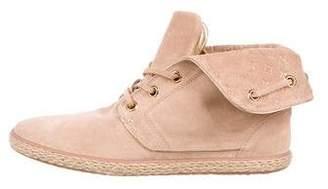 97aeb41c0ea5 Louis Vuitton Gold Women s Shoes - ShopStyle