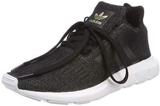 adidas Women's Swift Run W Fitness Shoes Black Negbás/Ftwbla 000