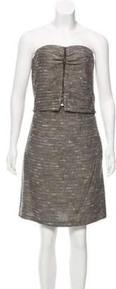 See by Chloe Tweed Mini Dress w/ Tags