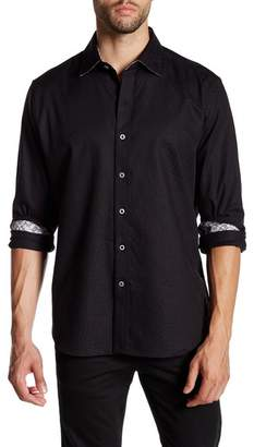 Robert Graham Windsor Woven Regular Fit Shirt