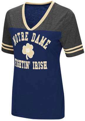Colosseum Women Notre Dame Fighting Irish Whole Package T-Shirt