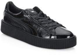 Puma Creeper Cracked Platform Sneakers
