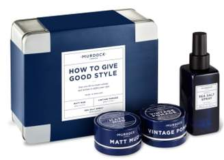 styling/ Murdock London How to Give Good Style Set