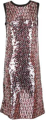 McQ Sequin Embroidered Dress