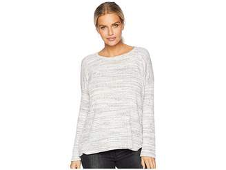 Karen Kane Ribbed Contrast Sweater