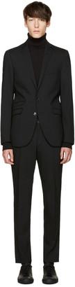 Tiger of Sweden Black Nedvin Suit $800 thestylecure.com