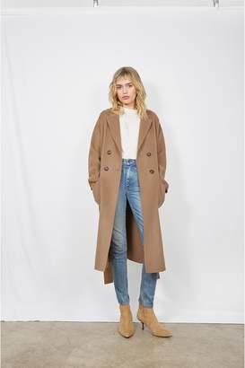 Anine Bing Dylan Coat - Camel