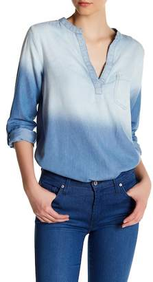 Dee Elly Open Neck Blouse