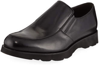 Bruno Magli Men's Ponzio Leather Slip-On Loafers