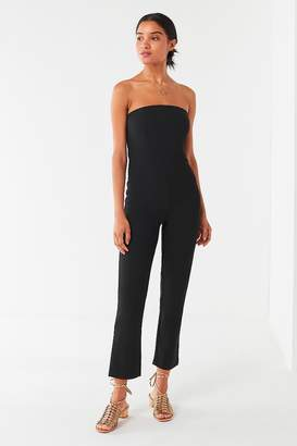 Urban Outfitters Sena Strapless Jumpsuit