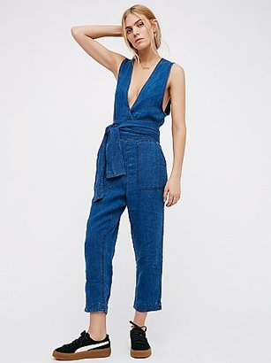 Free People Morning Star One Piece $148 thestylecure.com