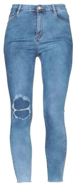 MOMOKROM® Denim trousers