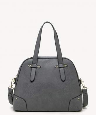 Sole Society Christie Vegan Leather Studded Satchel