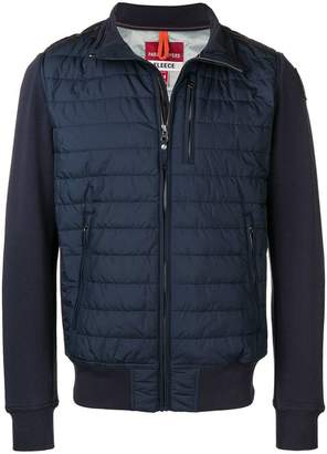 Parajumpers panel padded jacket