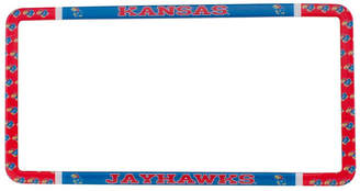 Stockdale Kansas Jayhawks Thin Rim License Plate Frame