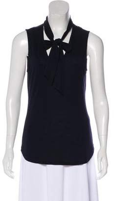 Frame Sleeveless Knit Top