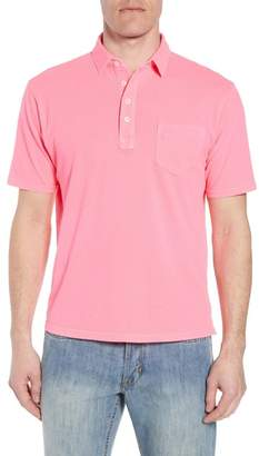 Johnnie-O Original Regular Fit Garment Dyed Polo