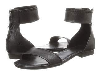 Frye Carson Ankle Zip Women's Sandals