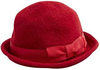 Marc Jacobs Red Wool Hats