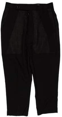 Rick Owens Drop Crotch Pants