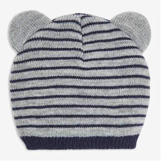 Joe Fresh Baby Boys' Knit Beanie, Grey Mix (Size 0-12)