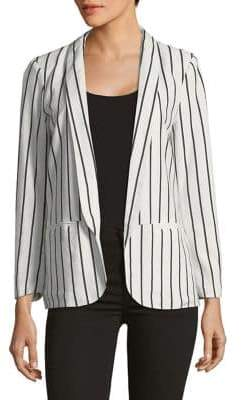 Vero Moda Striped Blazer
