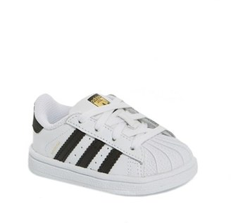 Toddler Boy's Adidas 'Superstar' Sneaker $44.95 thestylecure.com