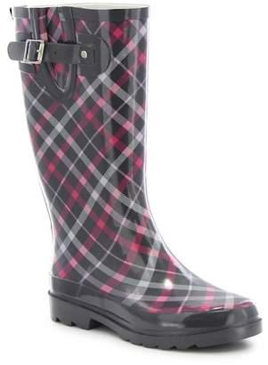 Western Chief Villa Plaid Rain Boot