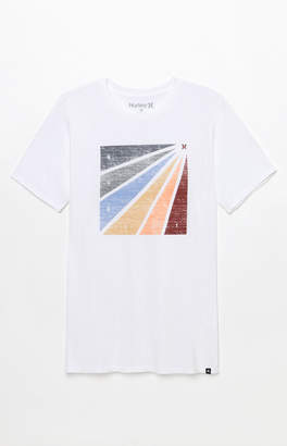Hurley Enzyme Wash Prism Burst T-Shirt