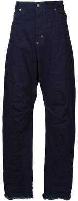 Song For The Mute loose fit jeans