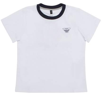 Logo T-shirt White 12yr