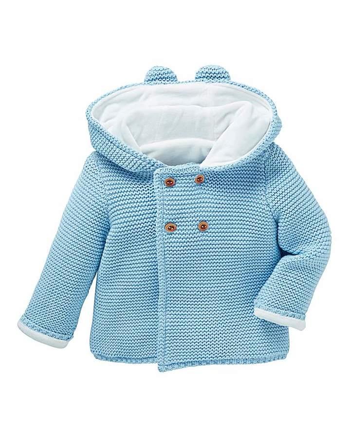 Baby Boy Knitted Cardigan