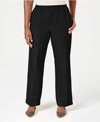 Karen Scott Petite Pull-On Pants