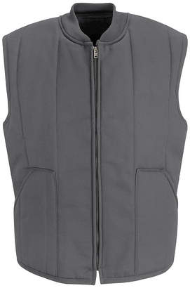 JCPenney Red Kap Quilted Work Vest