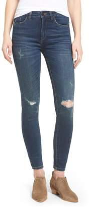 Women's Blanknyc Ripped Skinny Jeans