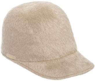 Borsalino Rabbit Fur Felt Baseball Hat
