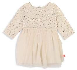 Billieblush Baby's & Little Girl's Sequin Tulle Dress