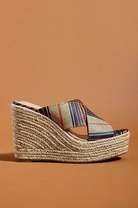 Charles David Leilani Wedge Sandals
