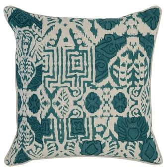 Villa Home Collection Leon Surf Accent Pillow