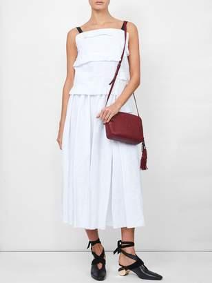 Loewe High-waisted full skirt