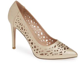 BCBGMAXAZRIA Harrah Perforated Pump