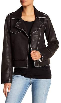 Splendid Moto Biker Jacket
