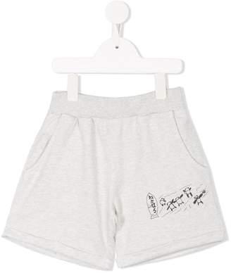 Bobo Choses printed shorts