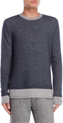 Qi Striped Sweater