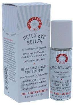 First Aid Beauty Detox Eye Roller Eye Treatment 8.260 ml Skincare